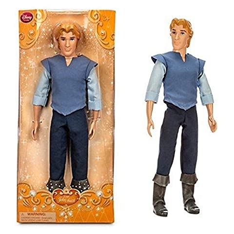 Offizielle Disney Pocahontas 30cm John Smith Classid-Figur Puppe (Posable Figur Puppe)