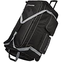 Ram Memoria Team Kit–Bolsa Pro–Mango retráctil, Negro/Plata–107cm x 43cm x 38cm de Memoria