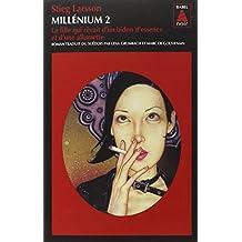 Millenium 2/LA Fille Qui Revait D'UN Bidon D'Essence ET D'Une Allumette by Stieg Larsson (2012-01-01)
