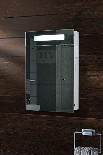 Beleuchteter Spiegelschrank mit Bewegungssensor - 40 cm