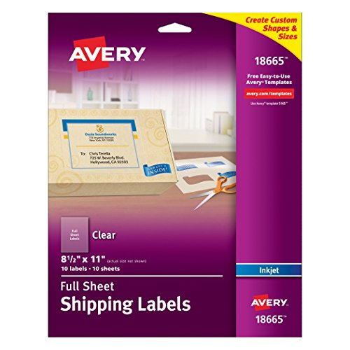 easy-peel-mailing-labels-for-inkjet-printers-8-1-2-x-11-clear-10-pack
