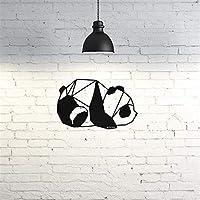 Panda Duvar Dekoru