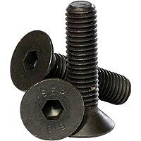 Zylinderschraube mit Innensechskant und Feingewinde Bolt Base A2 Edelstahl DIN 912-5 St/ück 10mm // M10 x 1,25 mm x 50 mm