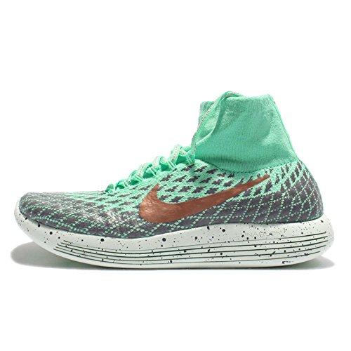 Nike 849665-300, Scarpe da Trail Running Donna Verde