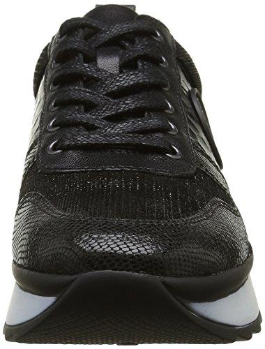 Pataugas Ocean/C F4b, Baskets Basses Femme Noir