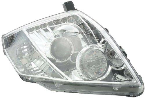 Phares Daylight set pour Nissan 350 Z (Z33) année 03-05, chrome [Meccanico]