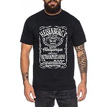 Camiseta de Hombre Jack Heisenberg Golden Moth Breaking Chemical Walter Motte Bad Chemistry