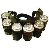 Sungpunet Cintura della birra coibentata con portapacchi interno Tasca con cerniera Plus Tasca extra per telefono o fumo Qualità Made! (6 colori tra cui scegliere)