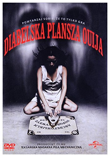 Ouija [DVD] [Region 2] (English audio is included. English subtitles are included) by Olivia Cooke