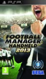 Cheapest Football Manager 2013 on PSP