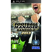 Football Manager 2013 (PSP)