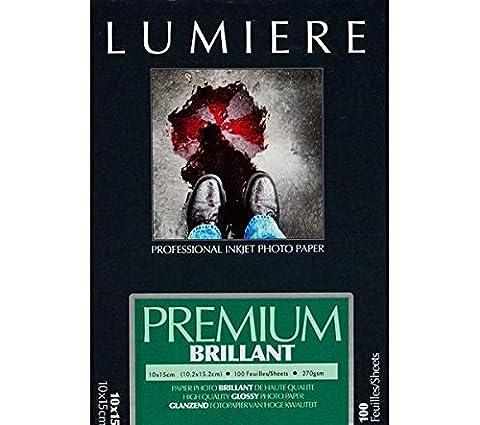 Lumiere Pap Photo Papier Photo A6 100 feuilles 270 g