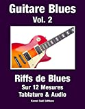 Guitare Blues Vol. 2: Riffs de Blues