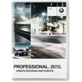 BMW Update DVD 2015 EUROPA Europe Road MAP Professional