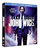 John Wick: Chapter 2 [Blu-ray + Digital Download] [2017] [Region Free]