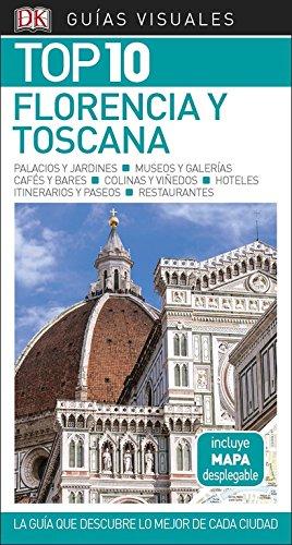 Guía Visual Top 10 Florencia: La guía que descubre lo mejor de cada ciudad (GUIAS TOP10)