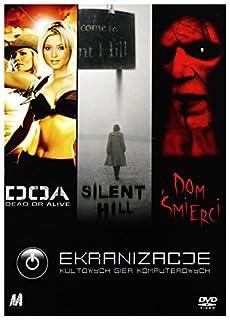 Ekranizacje gier komputerowych 2: DOA: Dead or Alive / Dom śmierci / Silent Hill BOX [3DVD] (Keine deutsche Version)