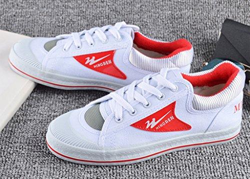 GFONE ,  Damen Sneaker Low-Tops Rot