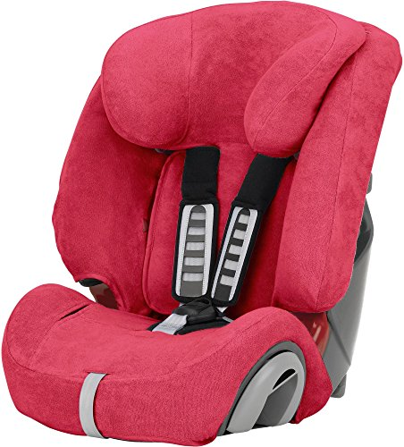Preisvergleich Produktbild Britax Römer EVOLVA 123, EVOLVA 123 PLUS, MULTI-TECH Sommerbezug, rosa