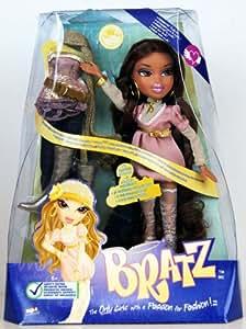 Bratz - Passion for Fashion - Pretty Princess with Glamour - Yasmin Doll - approx 26cm