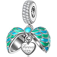 NINAQUEEN - Swan princess - 925 Sterling Silver Charms Nickel-free yXj6dRU0A
