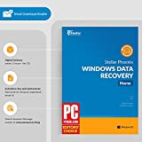 #3: Stellar Phoenix Windows Data Recovery Home - 1 PC, Lifetime (Email Delivery in 2 Hours - No CD)