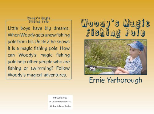 Woody's Magic Fishing Pole (Woody's Magical Adventures Book 2) (English Edition)