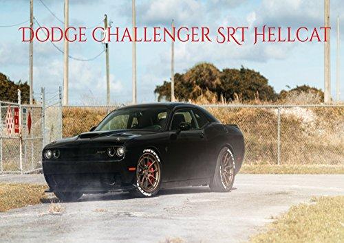 dodge-challenger-srt-hellcat-posh-auto-king-miglior-portafoto-colore-unico-stampa-poster-da-parete-l