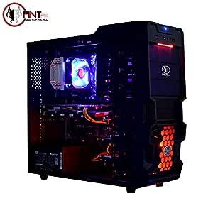 Ant PC Lasius CL100I Desktop (Intel Core i3 8100/3.60 Ghz/8GB DDR4 RAM/1 TB HDD/Nvidia Gefroce GTX 1050 2GB)
