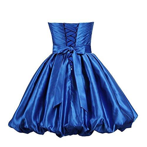 Drasawee Damen A-Linie Kleid 3#