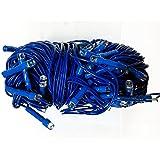 12M 54LED Home Decoration Blue Color Still LED String Lights For Diwali Christmas