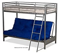 Amani Alex Futon Bunk Bed