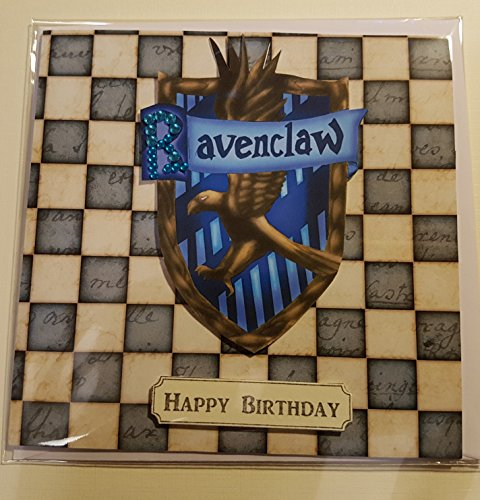 Handmade Harry Potter Inspired Birthday card...
