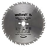 Wolfcraft Kreissäge-Blatt 300  X 30 28Z Hartmetall