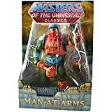 Masters of the Universe MotU Classics Figur: Man-At-Arms