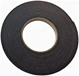 Direct Products Nastro adesivo magnetico/striscia 5 m x 12 mm molto forte Offcut offerta