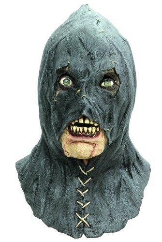 Generique - Halloween Henker-Zombie-Maske für Erwachsene (Henker Maske Für Erwachsene)