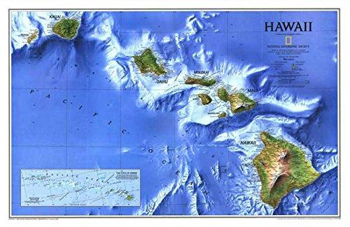 Reproduktion eines Poster Präsentation-USA-Hawaii (1995)-61x 81,3cm Poster Prints Online kaufen