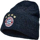 Adidas FC Bayern München Beanie Herren FCB Fußball Mütze Strickmütze OSFL navy