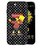 Elizabeth Wilhel GG Logo iPhone 5/5S Custodia, Custodia Cover Slim Anti Scivolo Custodia Protezione Posteriore Cover Antiurto per iPhone 5/5S - GG002