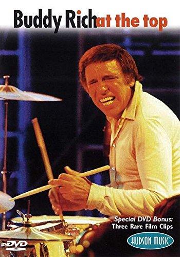 Buddy Rich: At The Top DVD. Für Schlagzeug (Hudson Gitarren)