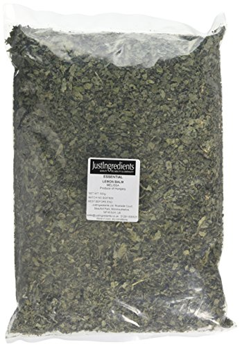 justingredients-essential-lemon-balm-melissa-500-g