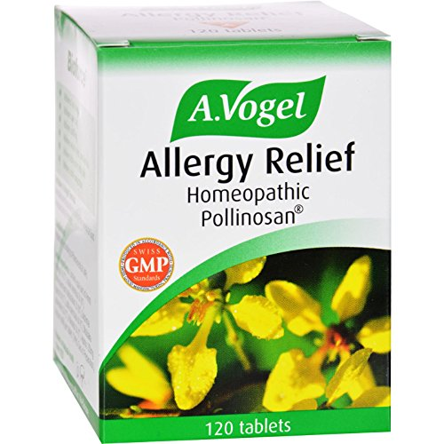 A.Vogel Bio Anti-Allergie Tabletten 120 Stück