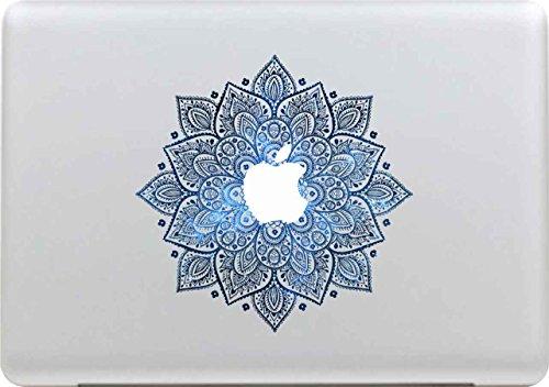 Macbook Aufkleber, Stillshine Super dünn (0,07 mm) Removable Bunte Muster Fashion Macbook Sticker Aufkleber Skin Laptop Vinyl Decal Sticker Abziehbild Abziehbilder (Pattern 10)