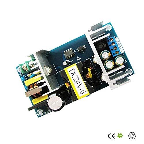 Accesorios de energía, Módulo de Fuente de alimentación AC-DC CA 100-240V a DC 24V máx. 9A 150w AC DC Placa de Fuente de alimentación conmutada Adaptador de 24V, Tipo de Enchufe: Universal