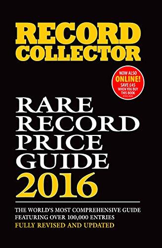The Rare Record Price Guide - 2016 (Record Collector)