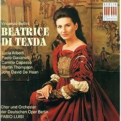 Beatrice di Tenda: Act I Scene 12: Parti ? (Beatrice, Orombello, Agnese, Filippo, Anichino, Choir)