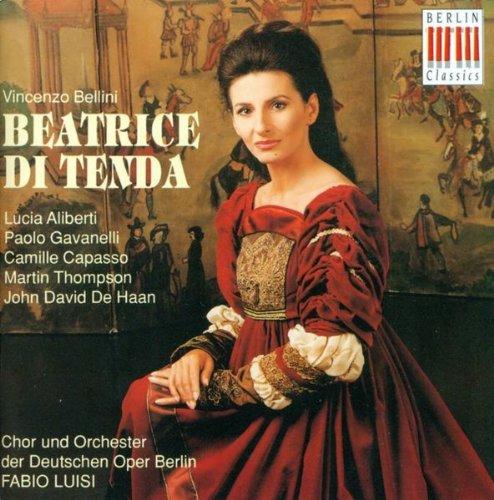 """Beatrice di Tenda: Act I - """"Oh..."""