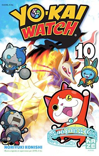Yo-Kai Watch Edition simple Tome 10