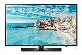 "Samsung HG43EF690UB Digital signage flat panel 43"" LED 4K Ultra HD Wi-Fi Nero visualizzatore di messaggi"